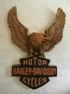 Harley Davidson Adelaar/Eagle Decoratie/decoration