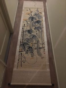 A lang painting - China - late 20th century