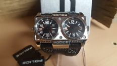 Police Dominator. Men's watch. Never worn, with tag