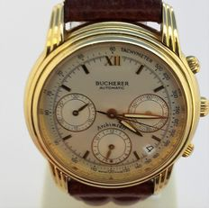 BUCHERER AUTOMATIC ARCHIMEDES, MEN'S, Ca. 2000's
