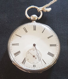 Pocket watch - chronometer - England circa 1860