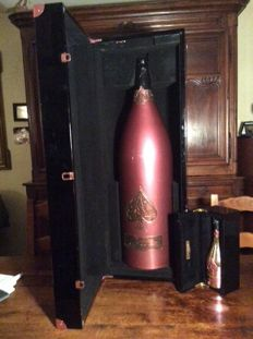 Armand de Brignac Ace of Spades Brut Rose, Champagne - 1 midas bottle (30 litres) in original lacquered case