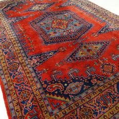 Wiss – 348 x 236 cm – XL eye-catcher – Persian carpet in beautiful, virtually unused condition