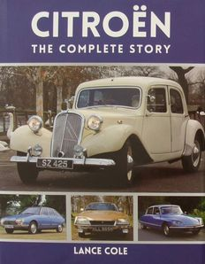 Book : Citroen: The Complete Story