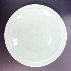 Replica Celadon Plate - China - End of 20th century