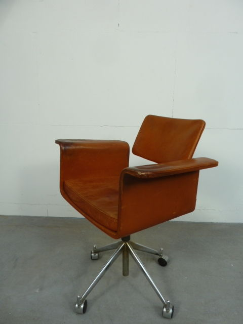 Kevi Vintage Mid Century Modern Desk Chair Catawiki