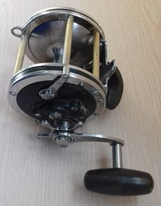 Special penn-reel for fishing boat, Senator brand, made in USA
