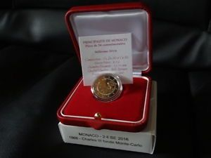 "Monaco – 2 Euro coin 2016 ""150 years founding of Monaco 1866-2016"""