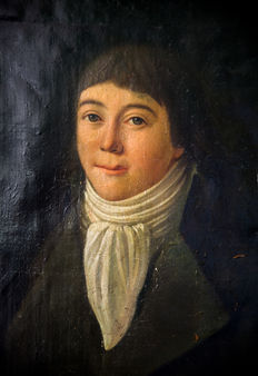 Unknown artist - Portrait of a young man