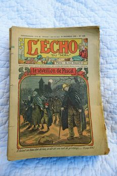 Magazines; L'Echo du Noel - 80 issues - 1931/1932