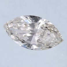 Marquise Brilliant Diamond – 0.18 ct. - *** NO RESERVE ***