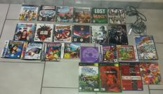Lot of more then 20 Games - Ps3, 3DS , GBA and more