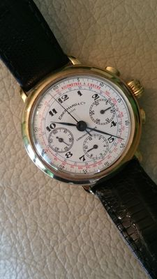 Eberhard & Co. Replica Chronograph