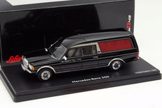 Schuco PRO.R43 - Scale 1/43 - Mercedes-Benz 200 Funeral car