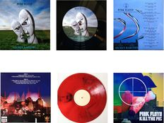 "Pink Floyd  Lot Of  2 LP's  "" Secret Rarities""  &  ""Kill The Pig"" (only 200 copies !!)"