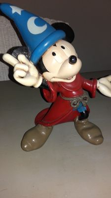 Disney, Walt - Figurine - Mickey Mouse - Fantasia - (ca 1980)