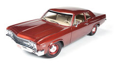 Auto World - Scale 1/18 - Chevrolet Biscayne 1966
