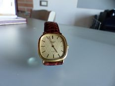 Longines Quartz 1979 – Gold plated