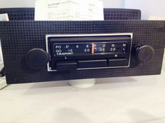 Classic Blaupunkt vintage car radio Kiel for Porsche, Volkswagen, Mercedes, Opel, Ford and others.