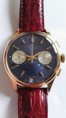 H.  Gervin – men's chronograph – 1960s