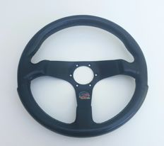 Emerson Fittipaldi - Leather Sports Steering Wheel