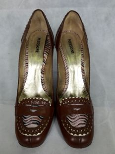 Missoni - Deco heel shoes, made in Italy