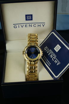Givenchy - World Time 24h Swiss men's  wrist watch