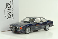 Otto Mobile - Scale 1/18 - BMW Alpina B7 Turbo Coupe - Blue