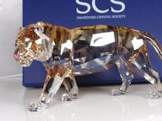 Swarovski - Tiger, annual edition.