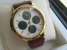Pulsar quartz Chronograph Men's Vintage 90 wrist watch.