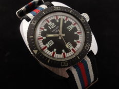 Anker Diver - Men's Wristwatch - 1970's