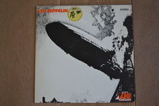 Led Zeppelin, 3 albums known as I, II and IV