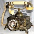 Decorative telephones 22-5
