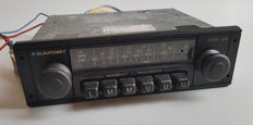 Blaupunkt Turin M16 classic oldtimer car radio from 1985 for Porsche, BMW, Mercedes, etc.