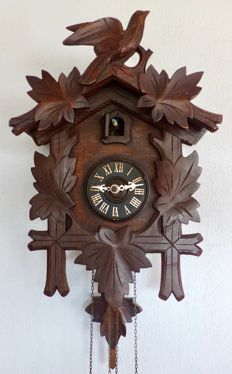 Discontinuation of collection and repair of clocks - from previous century from inheritance.