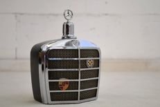 1968Royal London Ltd - Mercedes Benz Radiator Grill Flask - 1968