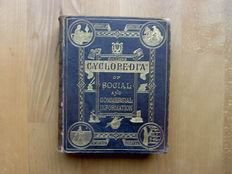 Nugent Robinson - Collier's Cyclopedia of Commercial and Social Information - 1886