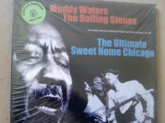 3 LP Muddy Waters & The Rolling Stones The Ultimate Sweet Home Chicago