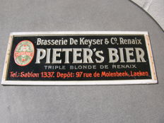 Brewery De Keyser & Co, from the 30s/40s