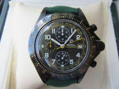 Breil Chronograph Men's Wristwatch – Vintage from 1990s
