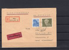 Germany 1870/1968 – batch, documents