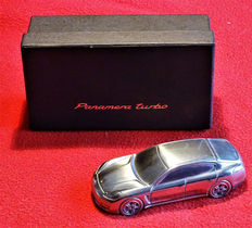 Porsche Panamera - paperweight solid model