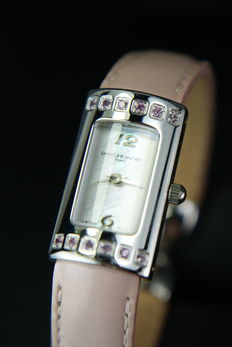 Saint Honore Paris Ladies Bangle Watch Ref: 710260.2-G02 Swiss Made