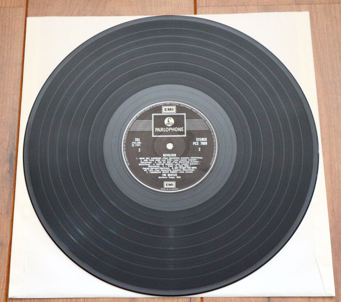 The Beatles Great Lot Of 3 Classic Lp S Revolver Early