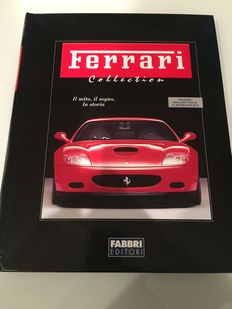Three volumes - Ferrari Collection