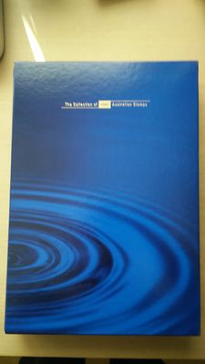 Australia 1988/1999 -  A collection of Yearbooks