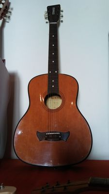 Meazzi Artex guitar from 1967