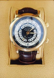 Jean-Mairet & Gillman Hora Mundi - Limited Edition of only 25 - Men's wristwatch