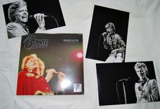 David Bowie - Cracked Actor (Live In Los Angeles 1974) 3 X Lp Set Limited Edition Rsd Plus Bonus Photos David Bowie Live 1974