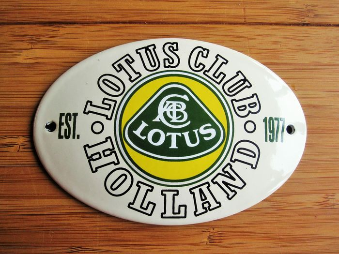 Lotus Club Holland Est 1977
